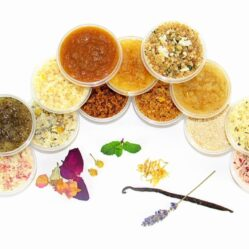 All Natural Sugar Scrubs